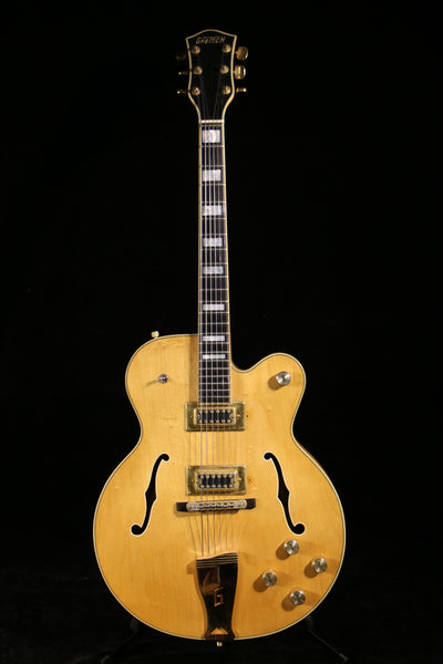Pre-owned Gretsch 7577 Country Club 1973 Blonde