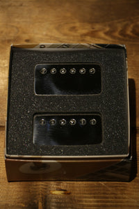 Bare Knuckle pickups Black Dog humbucker Covered set