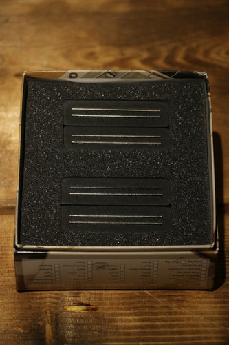 Bare Knuckle pickups Black Hawk humbucker open set