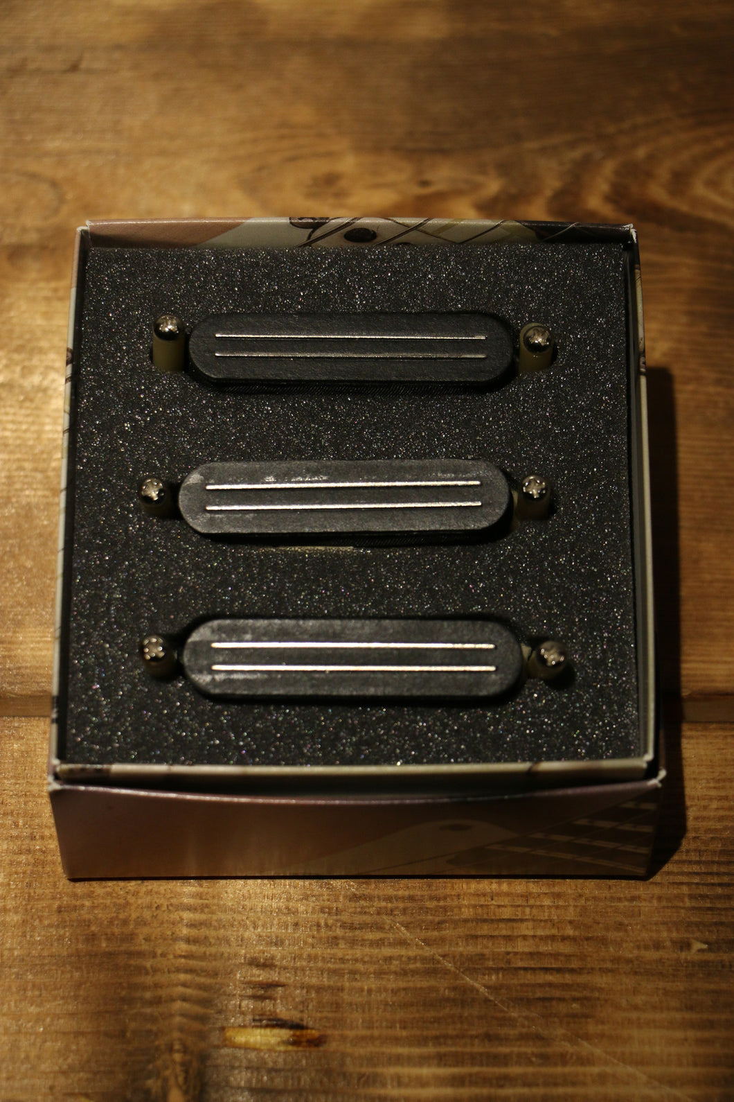 Bare knuckle pickups Cobra single coil set