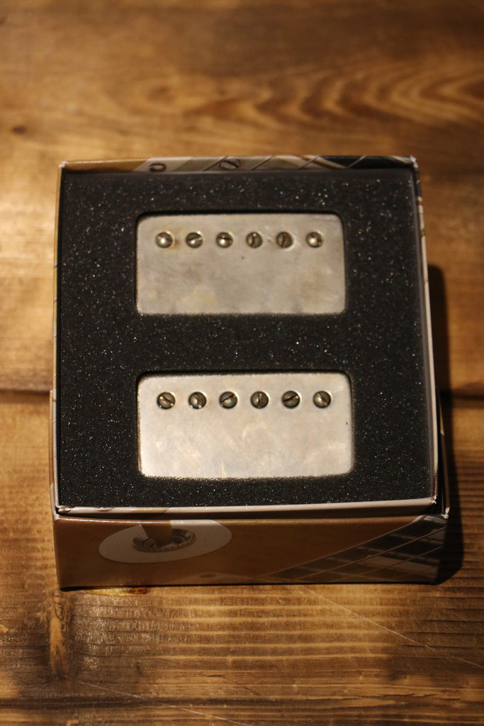 Bare knuckle pickups PG Blues humbucker Covered set