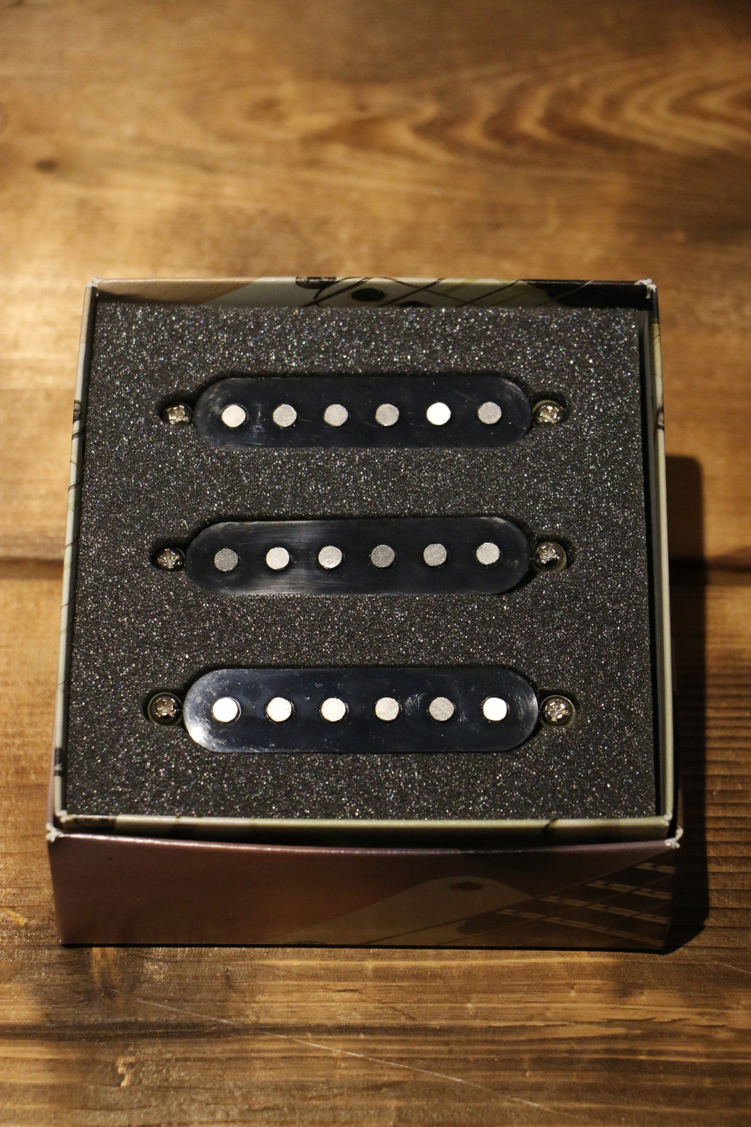Bare knuckle pickups Trilogy Suites Single coil set