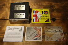 Bare knuckle pickups Miracle Man humbucker Covered set