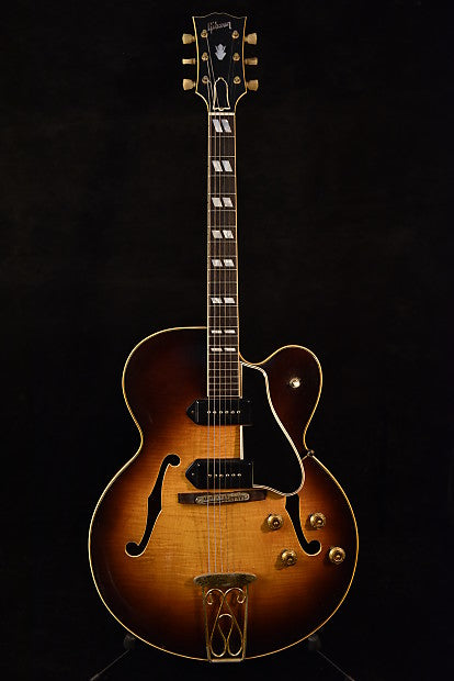 Artist Owned Gibson ES-350T 1956 Sunburst
