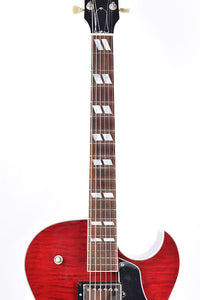 Pre-owned Gibson 2003 ES-175D Wine Red