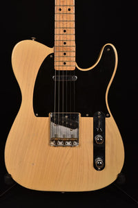 Fender Blackguard Telecaster 1953 Blonde Butterscotch