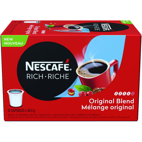Rich Original Coffee Capsules (12 ct)