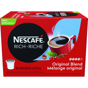 Rich Original Coffee Capsules (30 ct)