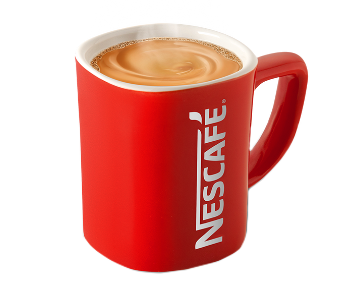 NESCAFÉ® Red Mug - Medium (8 oz / 250 ml)