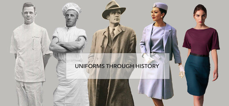 Uniforms through History
