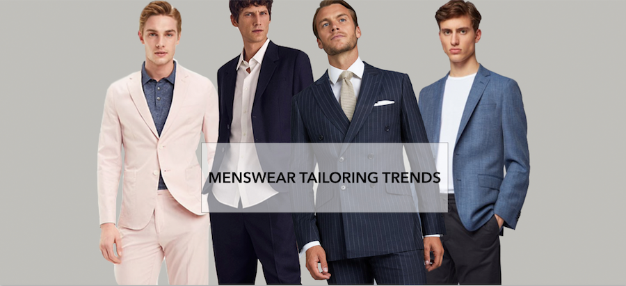 Menswear Tailoring Trends
