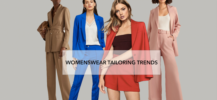 Womenswear Tailoring Trends