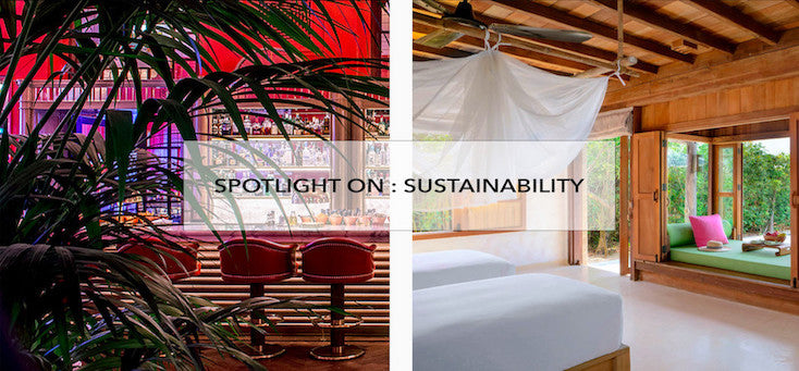 Spotlight on : Sustainability
