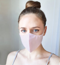 Load image into Gallery viewer, Baby Pink Face Mask