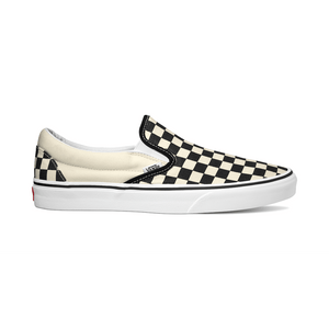 VANS CLASSIC SLIP-ON CHECKERBOARD - MENS