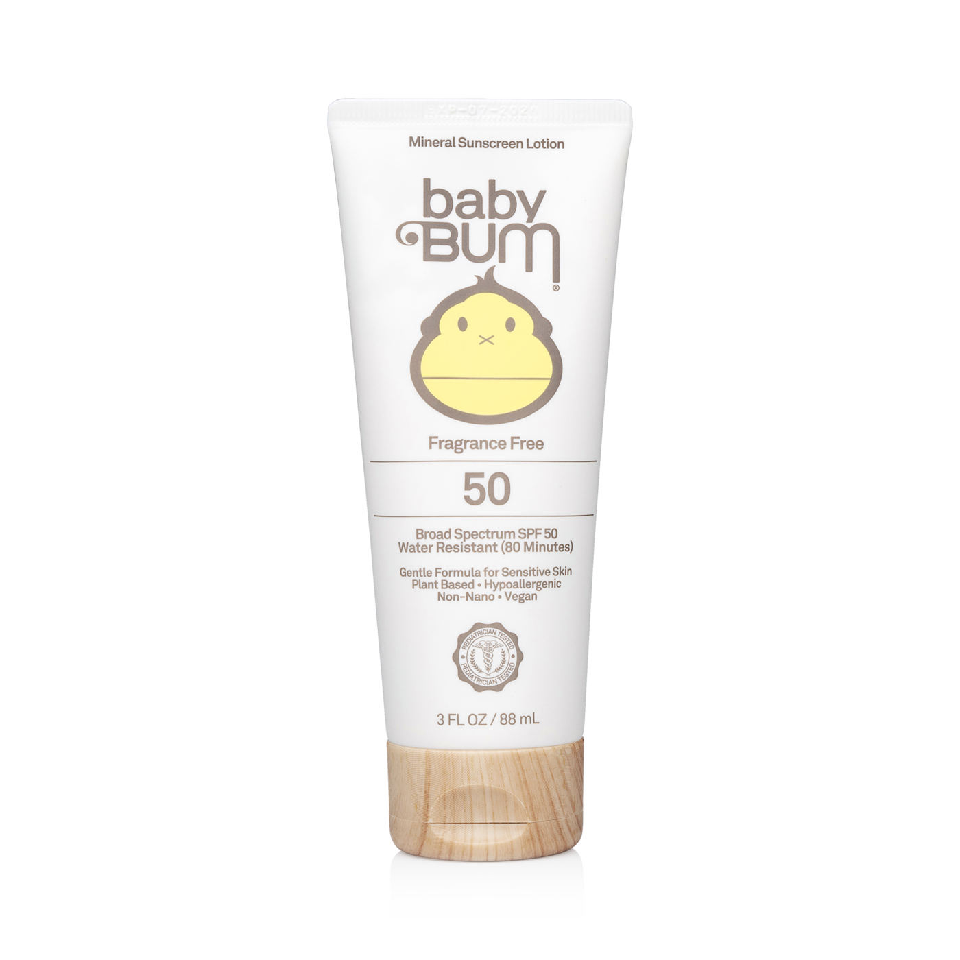 SUN BUM BABY BUM MINERAL LOTION