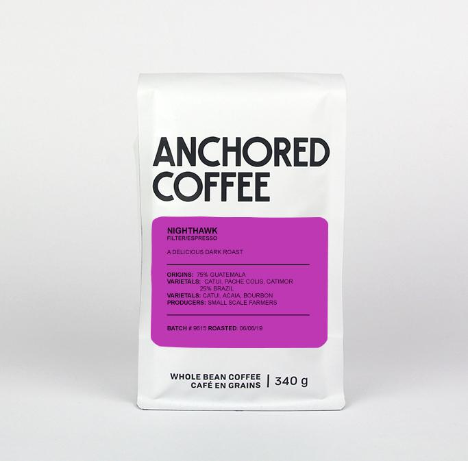 ANCHORED COFFEE - NIGHTHAWK