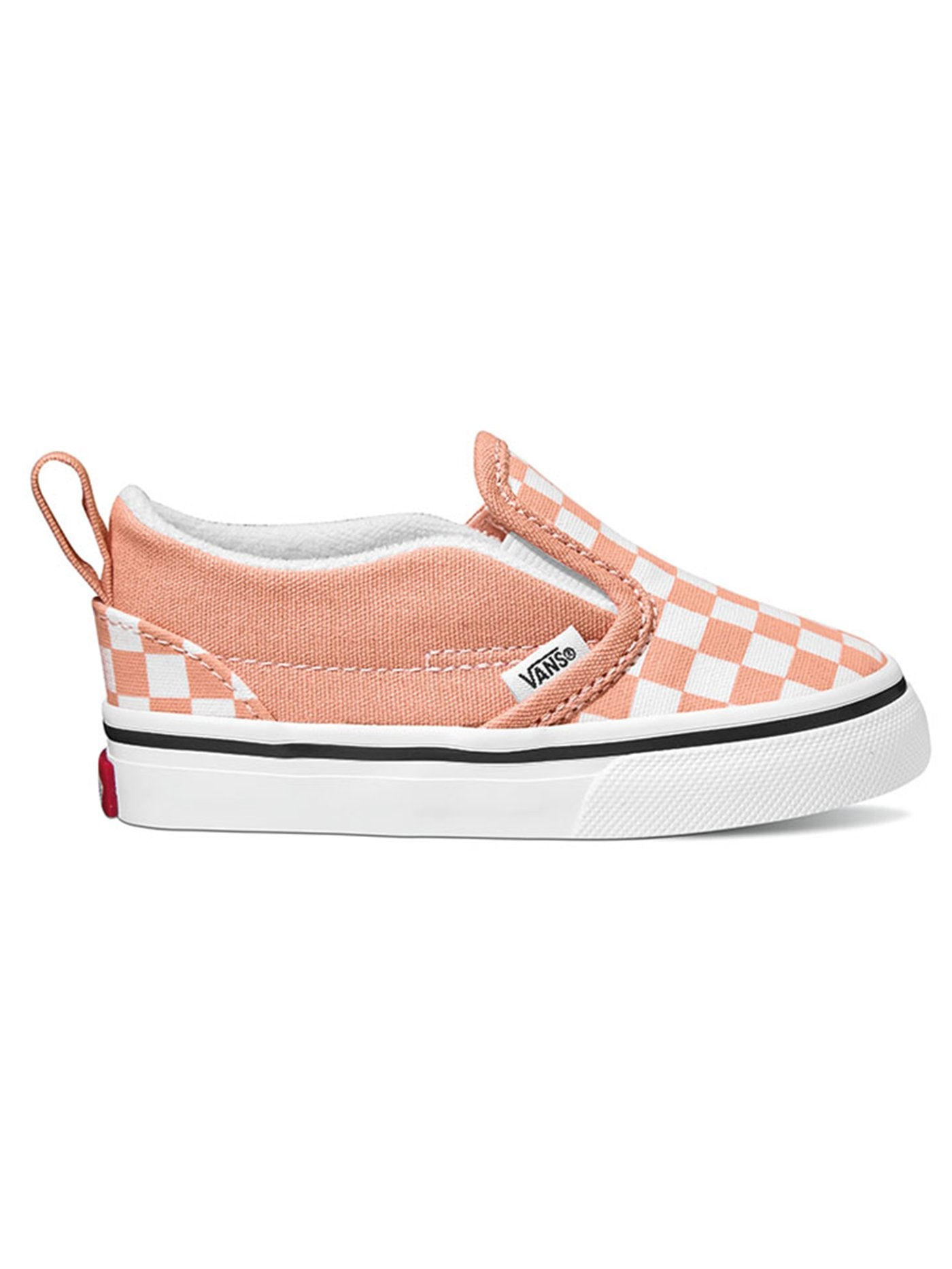 VANS TODDLER SLIP-ON CHECKERBOARD