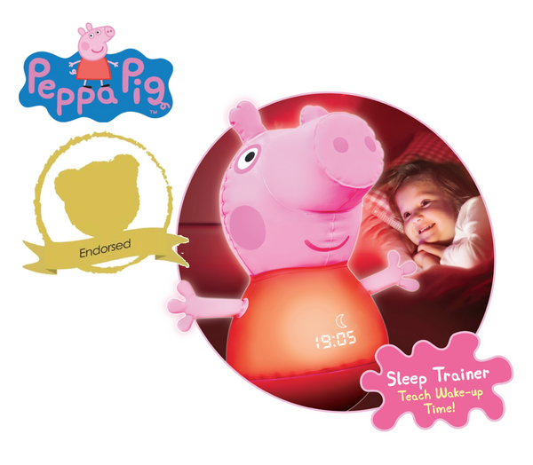 Toy Experts Endorse Peppa Pig Sleep Trainer