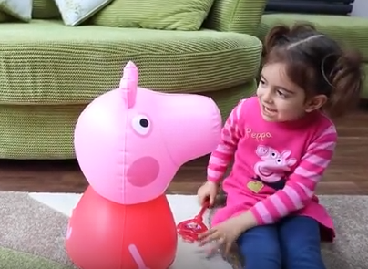 RC Peppa Is YouTube Sensation!