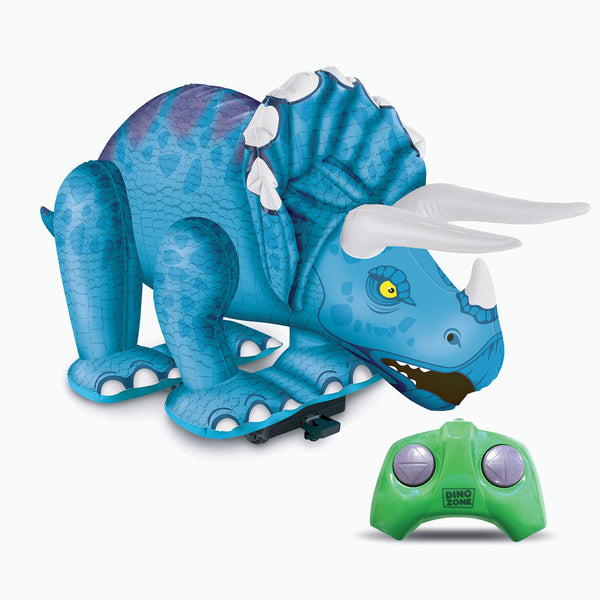 Radio Control Inflatable Triceratops