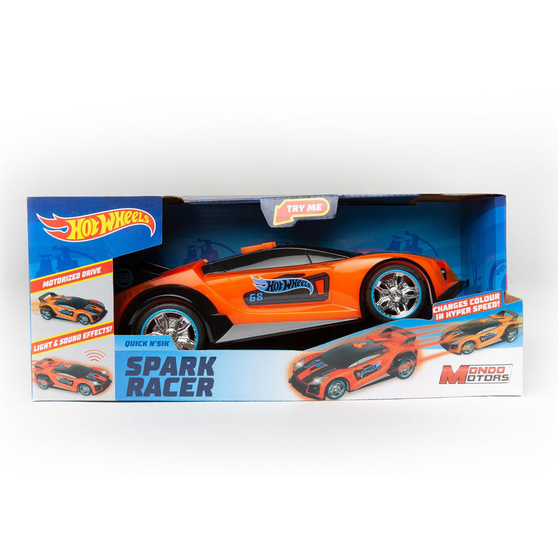 Hot Wheels Spark Racers - Quick N'Sik