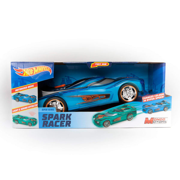 Hot Wheels Spark Racers - Spin King