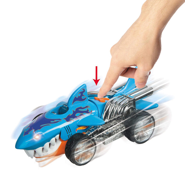 Hot Wheels Monster Action Sharkruiser