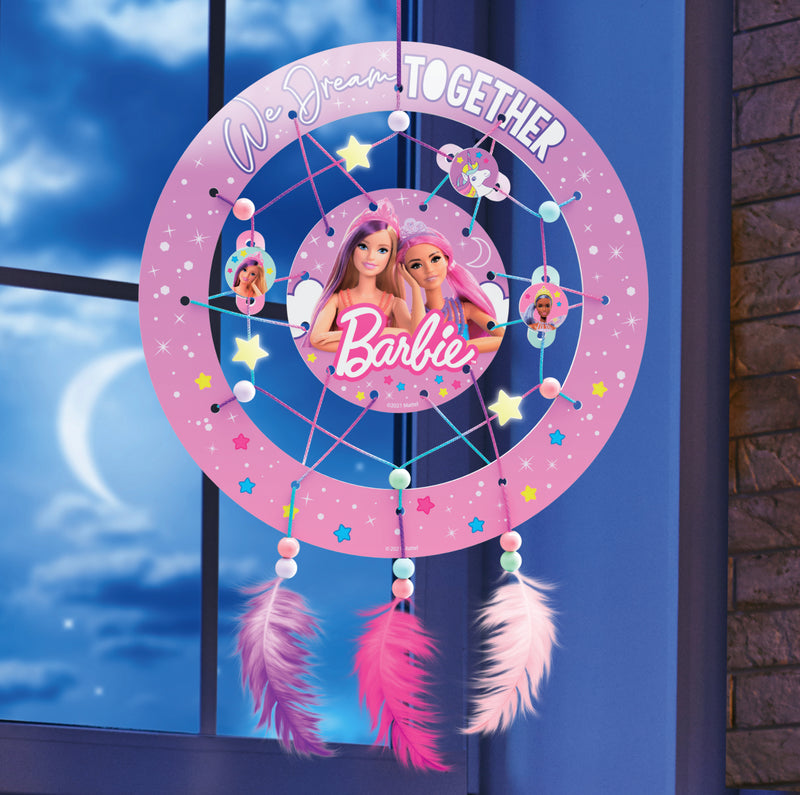 Barbie - Make Your Own Dreamcatcher