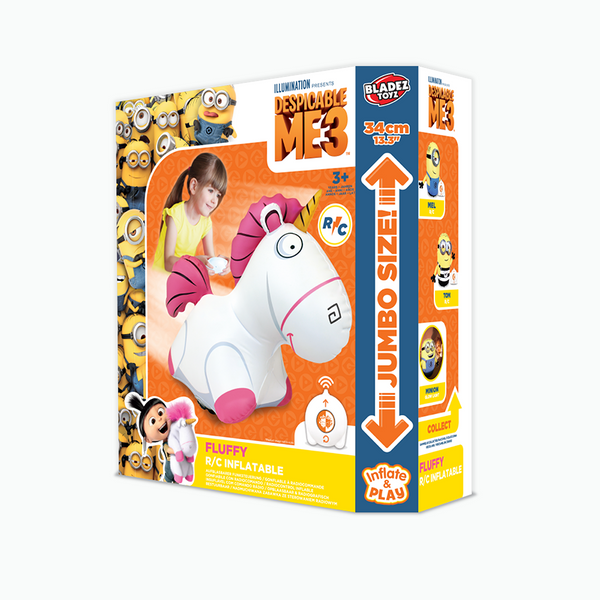 R/C Inflatable Jumbo Fluffy