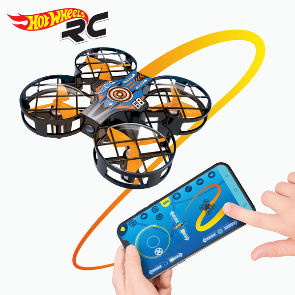 Hot Wheels Skytrackz VR Drone