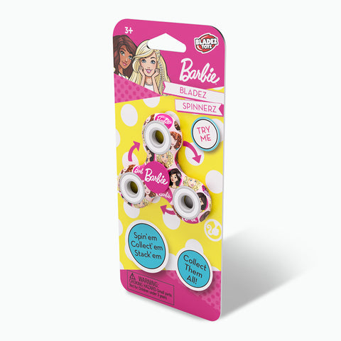 Barbie Bladez Fidget Spinnerz