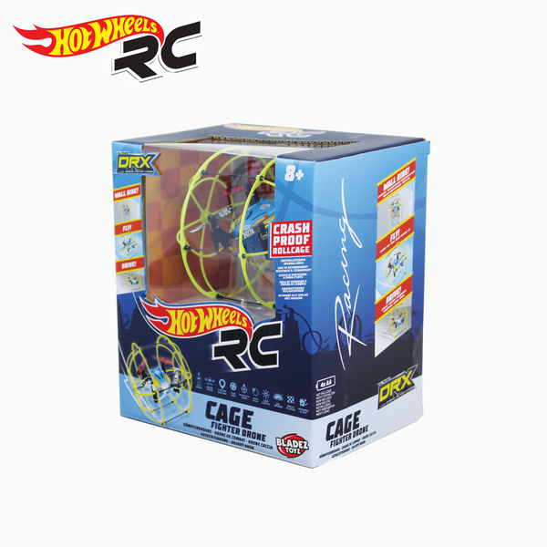 Hot Wheels CAGE FIGHTER DRONE