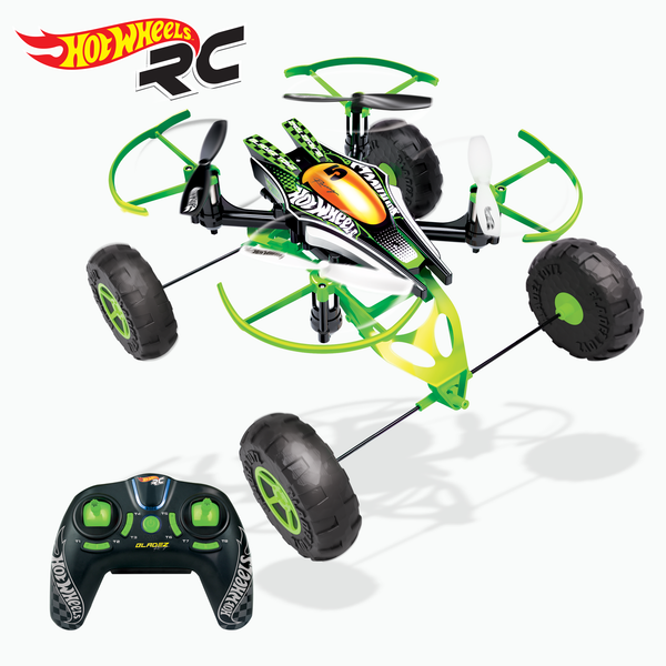 Hot Wheels MONSTER X-TERRAIN DRONE