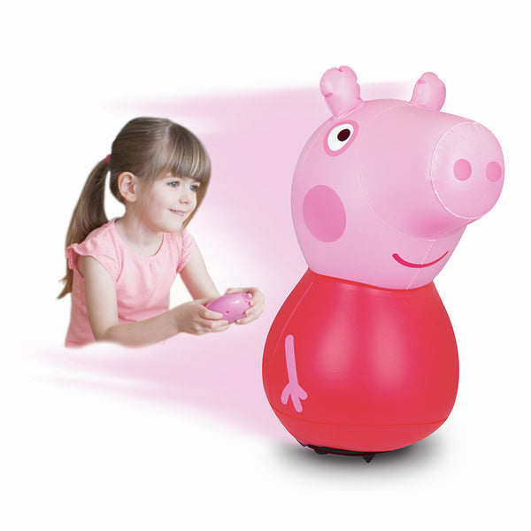 Radio Control Inflatable Peppa Pig