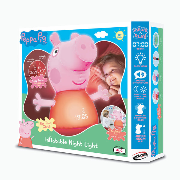 Peppa Pig Inflatable Night Light