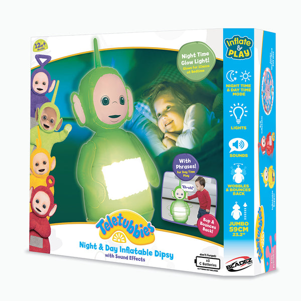 Night And Day Inflatable Dipsy Bladez Toyz