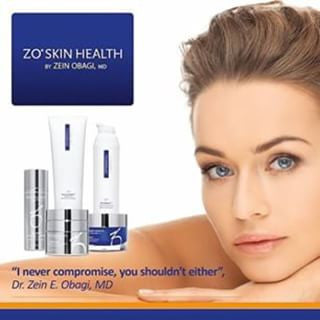 ZO Medical Signature Facial with Stimulator Peel