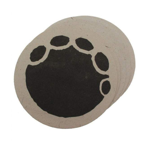 Fair Trade Elephant Dung Coasters