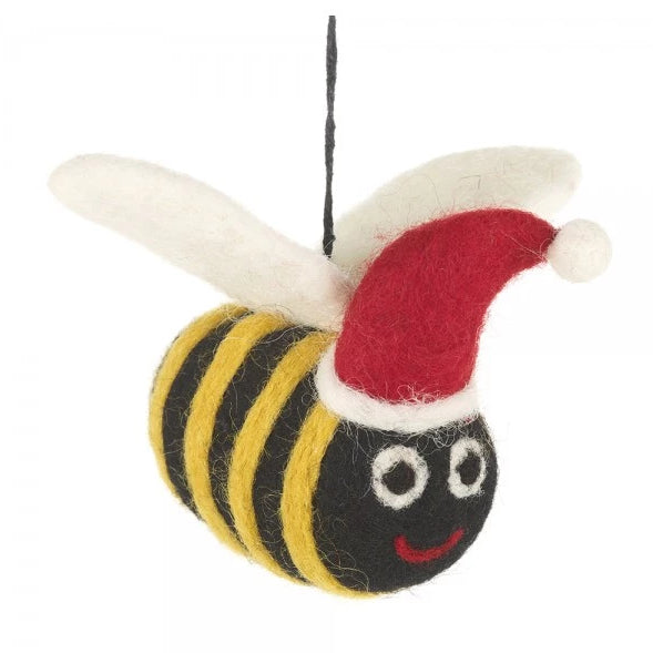 Christmas Bumble Bee Decoration | Gifts for Animal Lovers