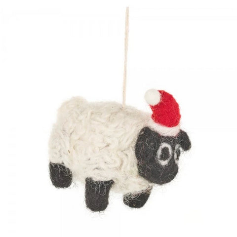 Christmas Sheep Tree Decoration | Gifts for Animal Lovers