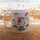 David Meowie Mug | Punny Gifts for Animal Lovers