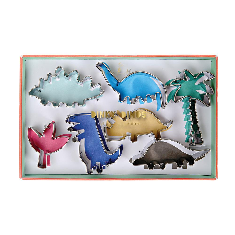 Dinosaur Shaped Cookie Cutters | Kitchenware for Animal Lovers