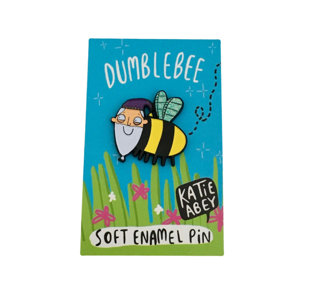 Dumblebee Enamel Pin | Harry Potter Puns at Gifts for Animal Lovers