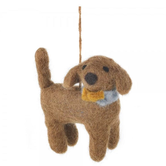 Fancy Dog Christmas Decoration | Gifts for Dog Lovers