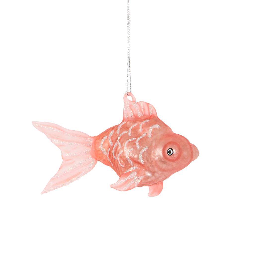 Goldfish Christmas Tree Decoration | Quirky Christmas Decor