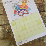 The Punderful World of Cats 2020 Calendar June | Gifts for Cat Lovers