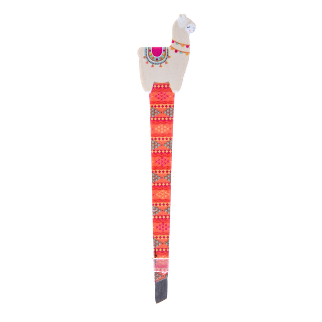 Sass & Belle Llama Tweezers | Stocking Fillers at Gifts for Animal Lovers