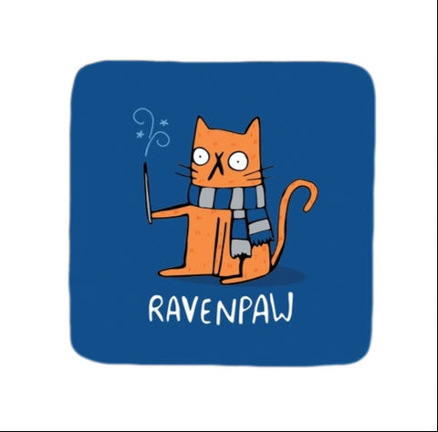 Ravenpaw Coaster | Gifts for Cat Lovers