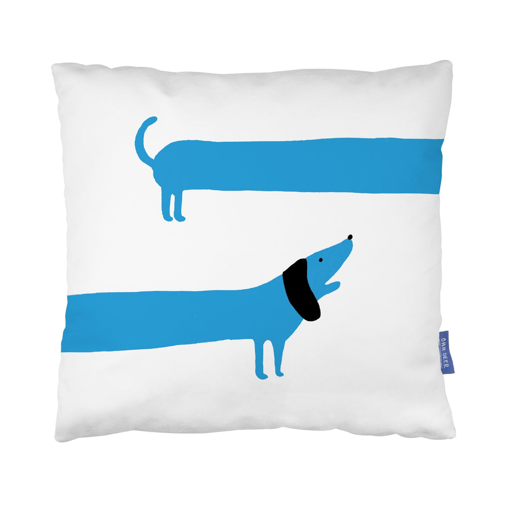 Sausage Dog Cushion | Gifts for Animal Lovers